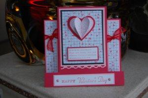 Jen's Valentine Card