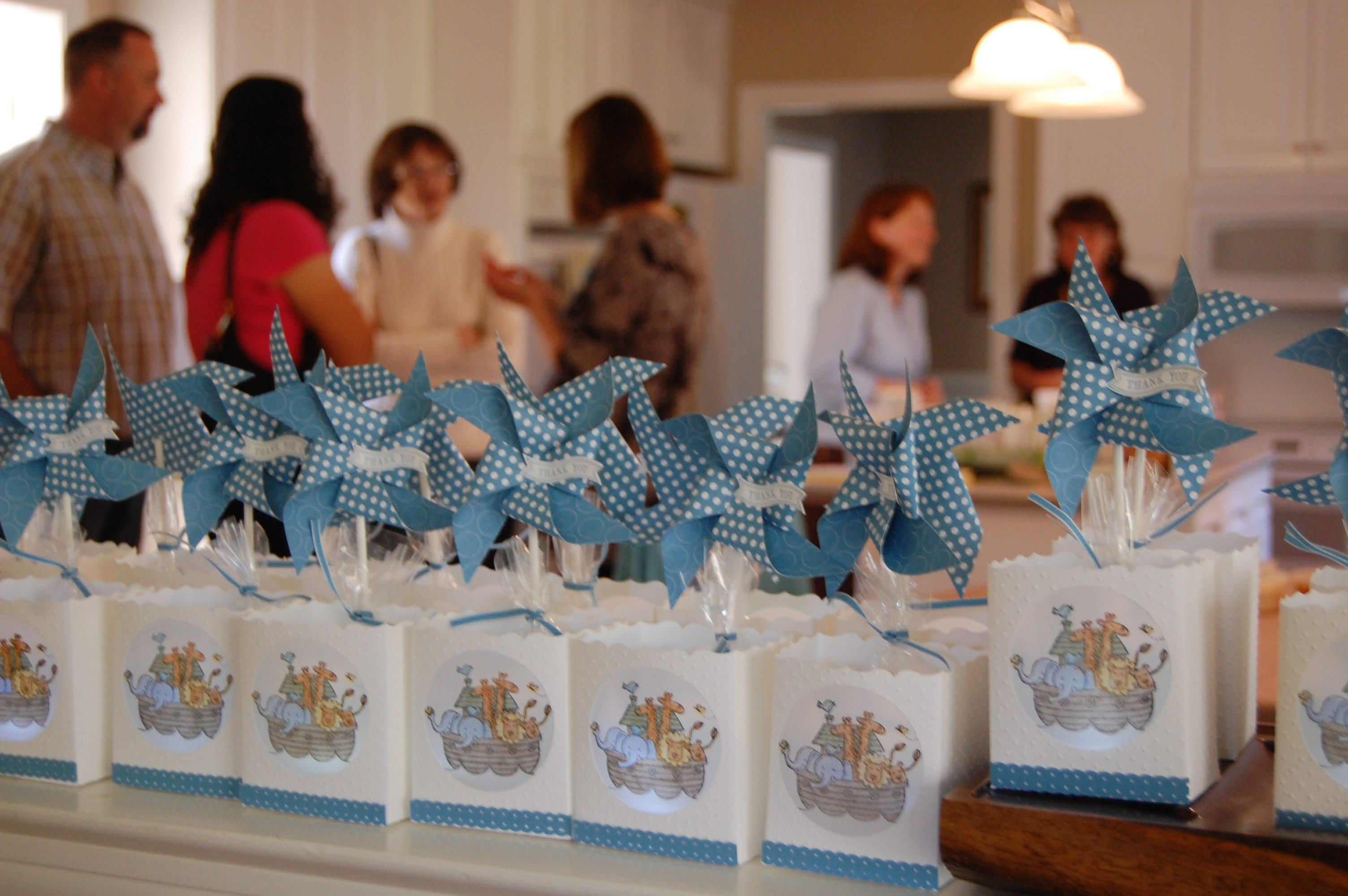 BABY SHOWER LUMINARIES