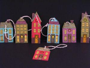 5 - House gift tags - Carol Matthews