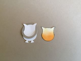 Making Baby Owls from Build An Owl Punch