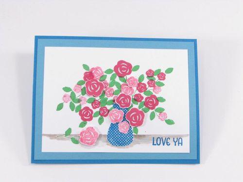 8 - Love Ya card - Carol Matthews
